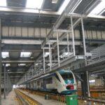 TRENITALIA, Nuovo fabbricato Torneria Ruote e adeguamento del capannone VOMC presso IDP Firenze Osmannoro