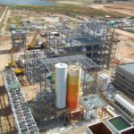 Tioxide Europe, Progettazione e costruzione del nuovo Impianto per la produzione di Sali di ferro, Scarlino (GR)